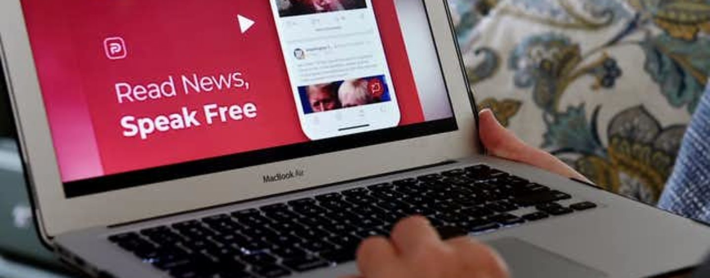 Parler Social Media Platform Attracts Millions of Trump Supporters, Anti-Semites and White Supremacists
