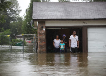 Flooding Outside FEMA's 100-Year Flood Zones and Racial Inequality