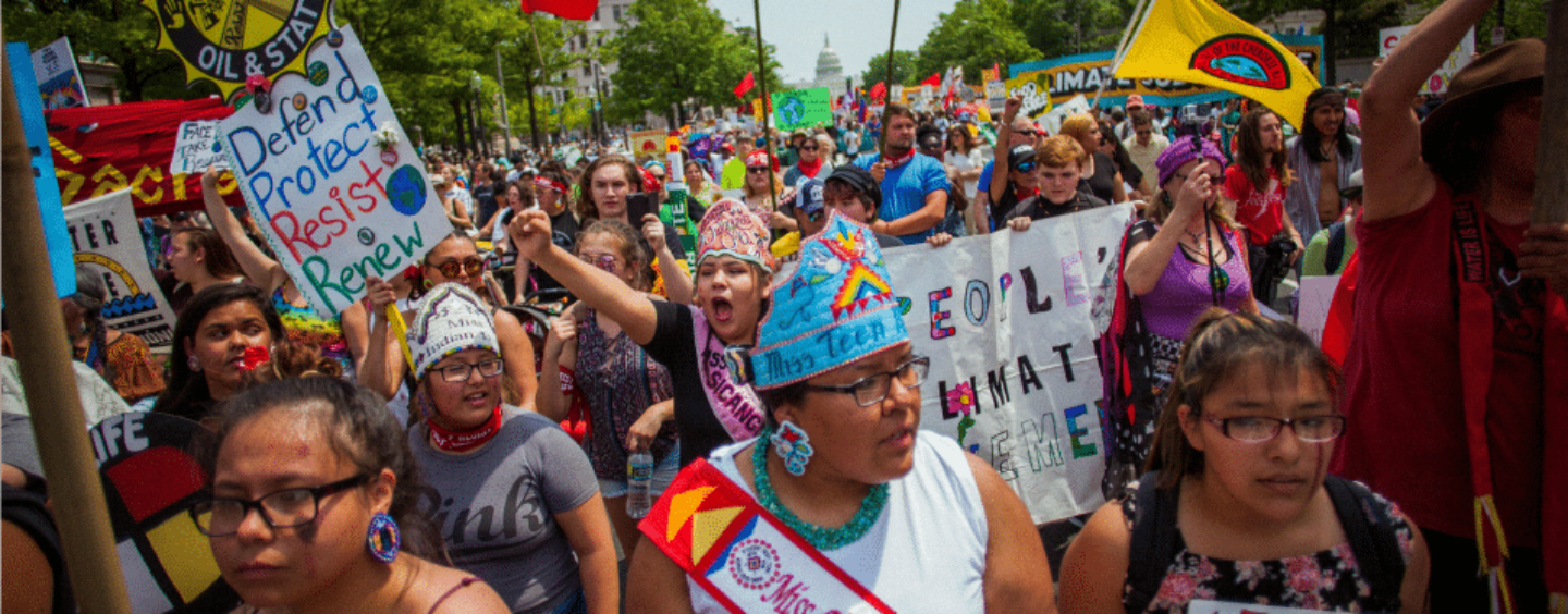 """""""Rise for Climate, Jobs, and Justice"""": Mass Action Planned to Promote Clean Energy Economy"""