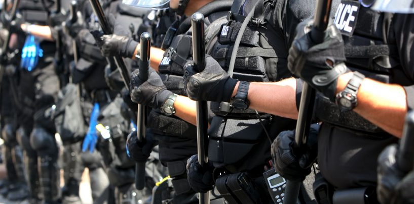America's Widespread Police Brutality Problem Results in Tens of Thousands Taken to Emergency Rooms