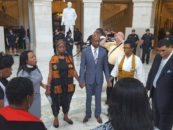This is America: Black Clergy Jailed and Shackled for Supreme Court Prayer Protest