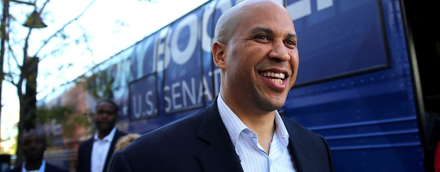 Cory Booker Reportedly Close to Announcing White House Bid