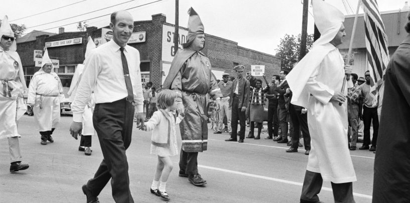 What the Policing Response To the KKK in the 1960s Can Teach About Dismantling White Supremacist