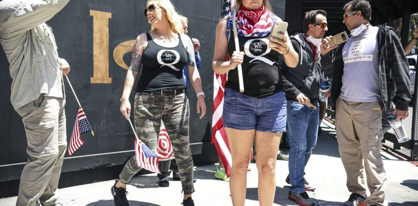 Qanon Hasn't Gone Away – It's Alive and Kicking in States Across the Country