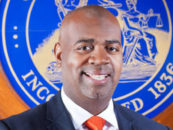 Newark Mayor Ras Baraka: Forget Wall, Fix Nation's Deadly Water Problems