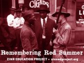Remembering Red Summer — Which Textbooks Seem Eager to Forget