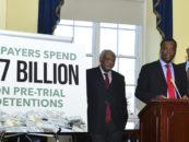 Criminal Justice Reform of Bail System: Rep. Danny Davis Pushes Back