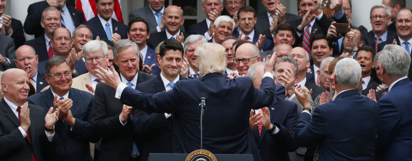 Republican Ideology – Forget Trump… His Party Is the Problem Now