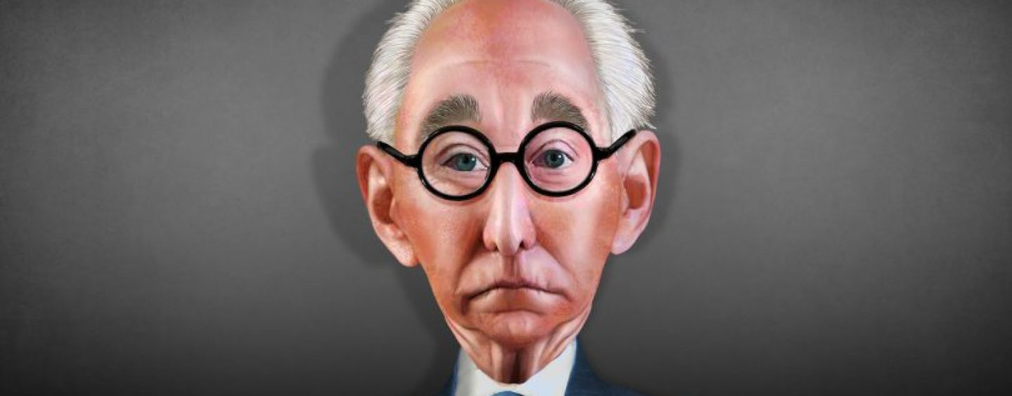 Roger Stone the Fifth Criminal in Trumps Corruption Ring