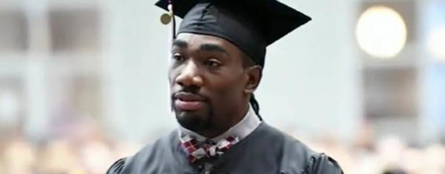 Wrongly Convicted Man Graduates From College After 5 Years on Death Row