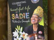 In Memoriam: Community Honors Sadie Roberts-Joseph