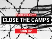 #CloseTheCamps Rallies Planned Across the Country Amid Reports of Abuse in Detention Centers