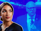 'Seismic Political Upset': Alexandria Ocasio-Cortez in a Landslide Over Wall Street Favorite Joe Crowley