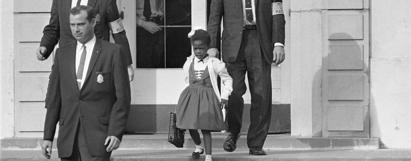 Once a Symbol of Desegregation, Ruby Bridges' School Now Reflects Another Battle Engulfing Public Education