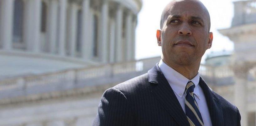 Senator Cory Booker (D-NY), Environmental Justice Advocate, Proud to Receive NNPA Leadership Award