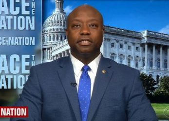 Trump Tweets White Power Message, Republican Senator Tim Scott Expresses Dismay