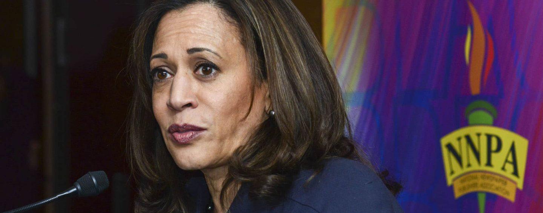 California Senator Kamala Harris Announces She Won't Take Corporate PAC Money
