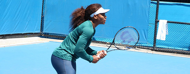 Dream Crazier with Serena Williams — Tennis & Life Successes!