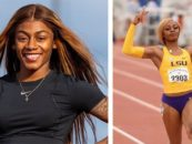 Sha'Carri Richardson Makes History as One of the Fastest Women in the World