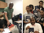 Award-Winning Author Helps Teens Get Published While Increasing Their Literacy