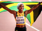 Meet Shelly-Ann Fraser-Pryce, the Fastest Woman in the World