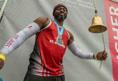 St. Jude Memphis Marathon Weekend celebrates 20 years running, nears $100 million raised since 2002
