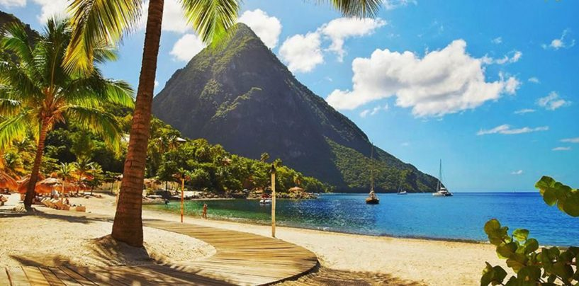TRAVEL: Why St. Lucia Might Be a Black Traveler's Paradise