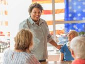 Stacey Abrams Applauded for #FairFight2020 Initiative Against Voter Suppression