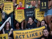 'Eco-Anxiety,' Majority Believe Climate Crisis Most Crucial Issue Facing Society