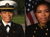 African American Woman, Midshipman 1st Class Sydney Barber, Makes US Naval Academy History