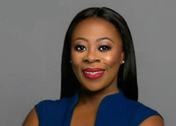 """Tiffany Curry, Named """"Woman of the Year"""" at the 2017 Global Power Tour in Houston"""