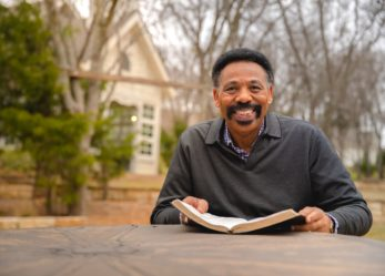 Dr. Tony Evans'  Addresses the Faith Community's Role in  Fighting Racial Injustice