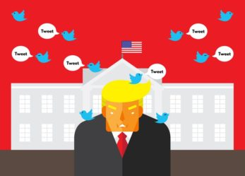 There's an Insidious Strategy Behind Donald Trump's Retweets