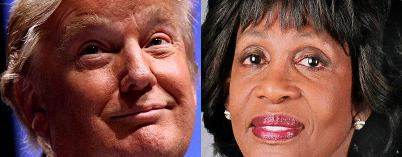 Trump Talks Impeachment, Criticizes Maxine Waters in Michigan Speech