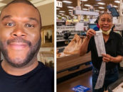 Tyler Perry Pays Grocery Bills For Senior Citizens at More Than 70 Supermarkets