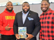 Literacy Program Press Conference with NFL, MLB, NBA Players and R&B Artist