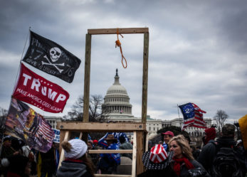 A Scholar of American Anti-Semitism Explains the Hate Symbols Present During the Us Capitol Riot