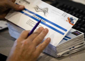 Mail-in Voting Is Safe and Reliable in 43 States and the District of Columbia, Vote by Mail