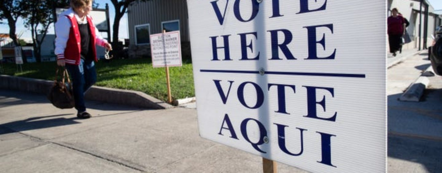 Texas Settles Lawsuit Over Attempt to Purge Thousands From Voter Rolls