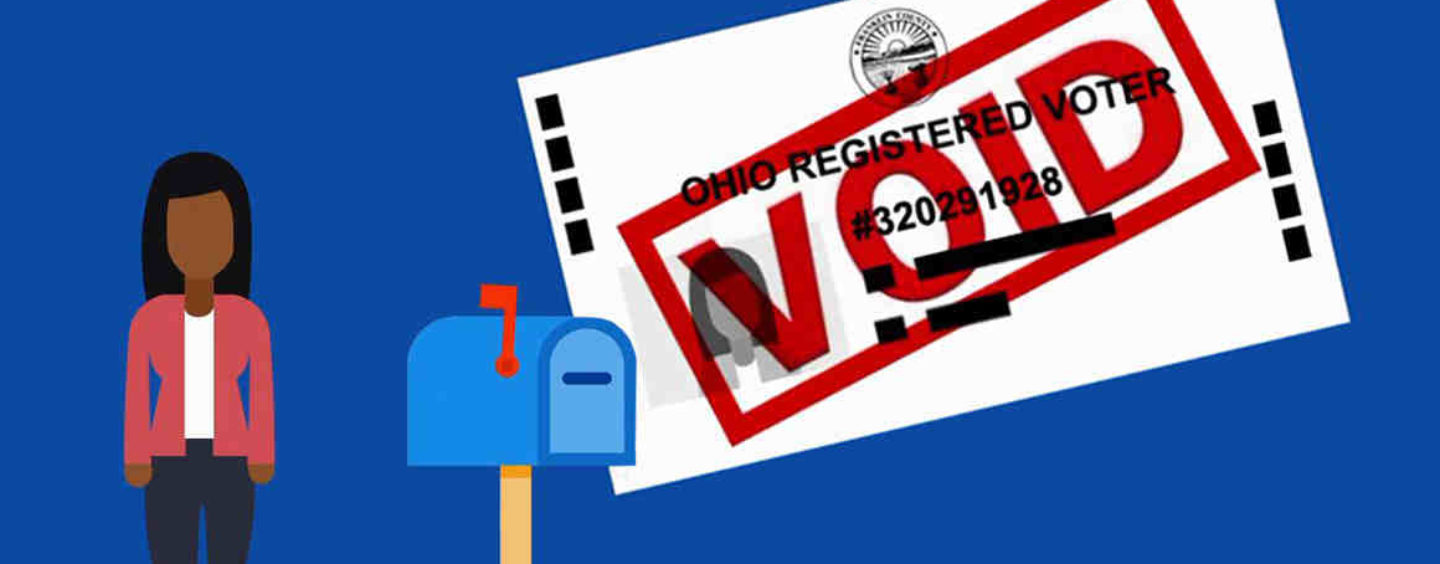 Voter Purges: The Risks in 2018 of Removing Voters From Registration Lists