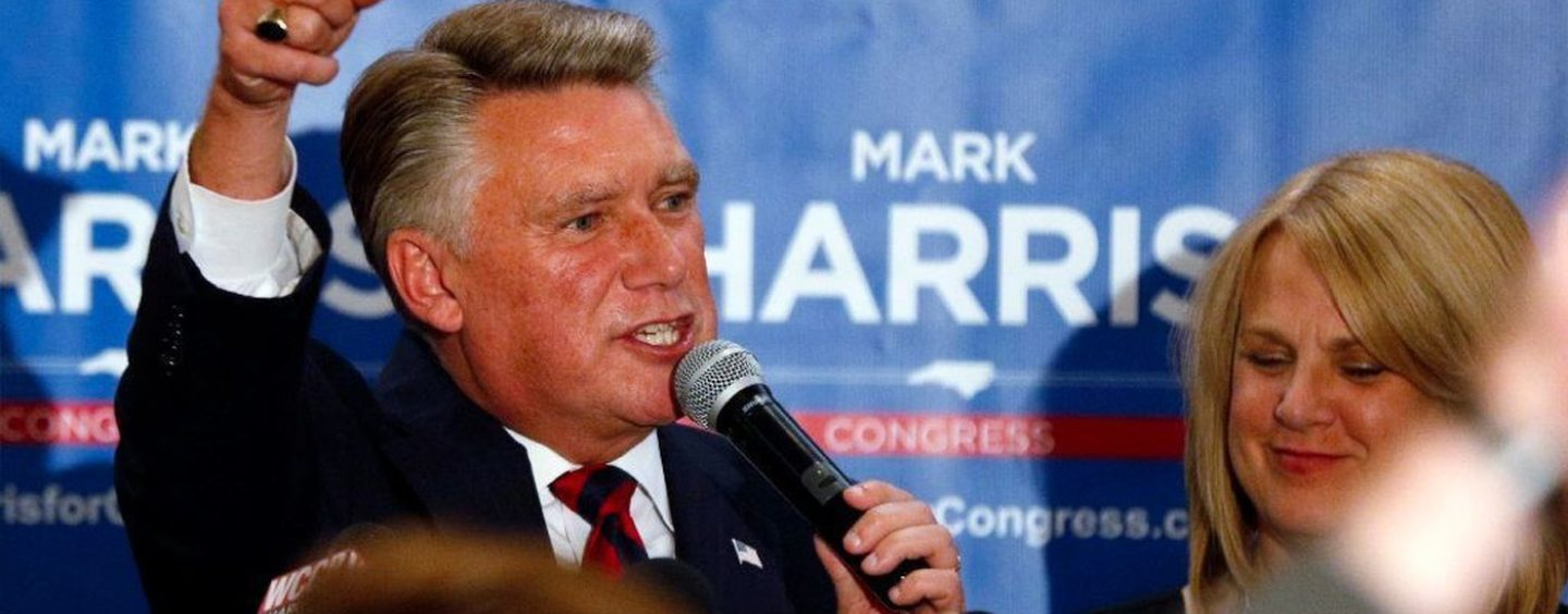Count the Hypocrisies: It Smells like Vote Fraud, the Real Kind, in North Carolina
