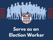 N.C. Needs Poll Workers! Students at Least 17 Years Old Can Serve & Get the Stipend