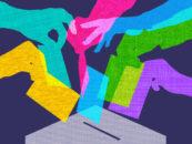 Run to Your Designated Precinct and Vote
