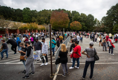 Georgia Voter Suppression Efforts May Not Change Election Results Much
