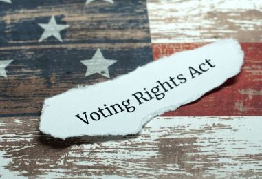 Senate Democrats Reportedly Near Deal on Voting Rights Legislation