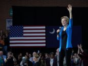 Warren Forces Issue of Massive Economic Inequality Into 2020