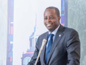 Howard University President Wayne A.I. Frederick Encourages Young People Living with Sickle Cell Disease