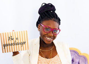 CEO/ Philanthropist Wins $15K Competition; Launches Summit To Empower Girls